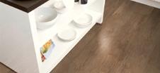 Perfecte vloer voor de keuken