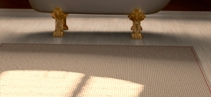 Lichte PVC vloer